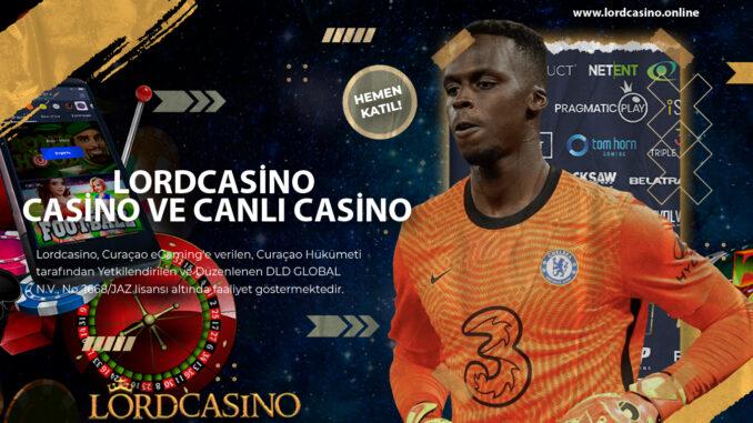 Lordcasino Casino ve Canlı Casino