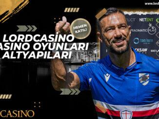 lordcasino Casino Oyunları Altyapıları